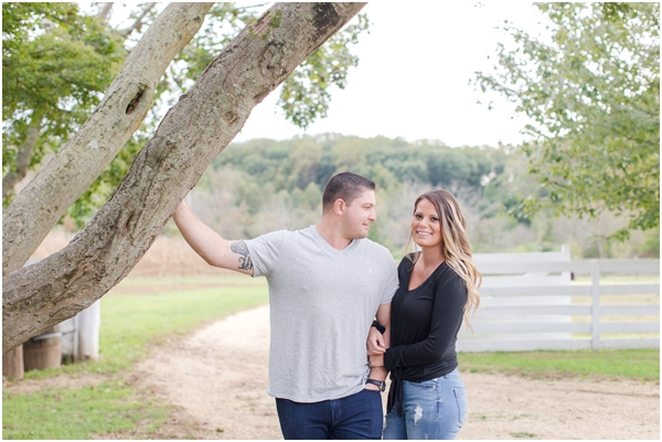 longstreet farm engagement photos, holmdel park