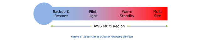 Disaster Recovery Scenario Options