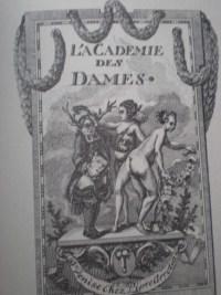 18th erotic book