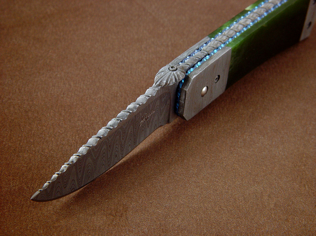 Small Folding Pocket Knife