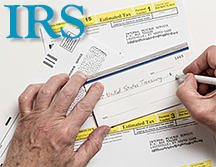 Estate taxes and the IRS