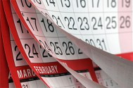 Calendar for trustee provide accounting