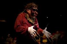 John Emigh as the Big Bad Wolf