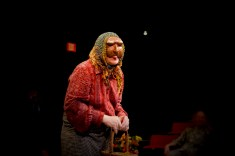 John Emigh as old Woman