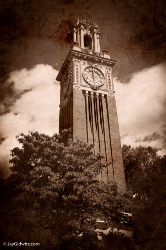 Brown University Bell Tower