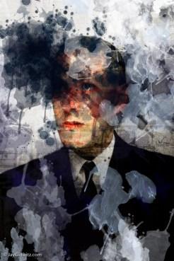 Portrait of H. P. Lovecraft