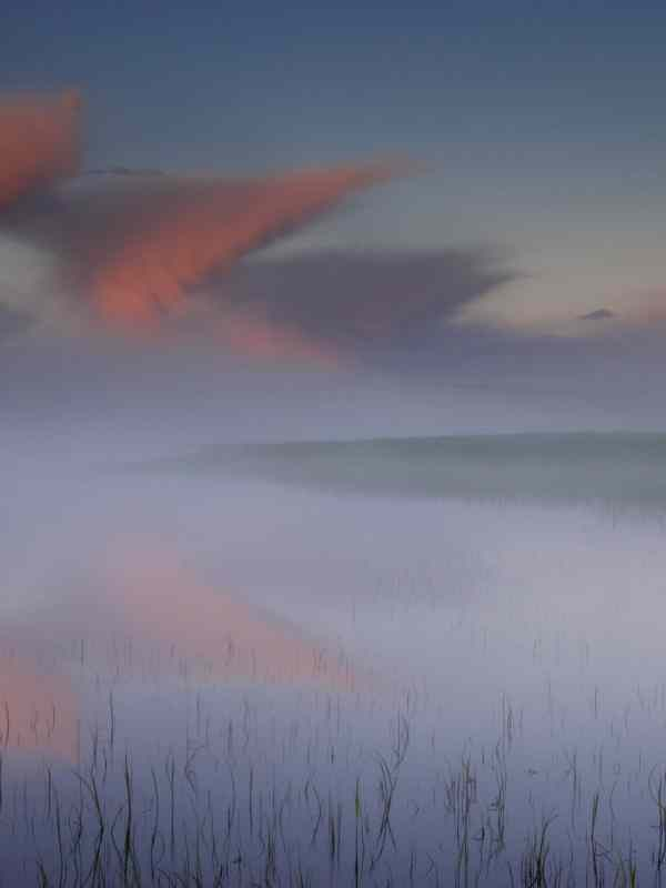 Yellowstone Fog Sunrise limited-edition print by Jay Goodrich