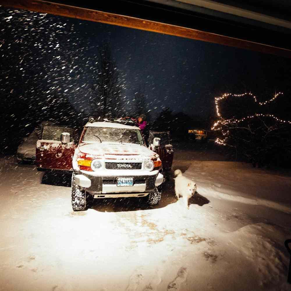 December Storm Dispatch