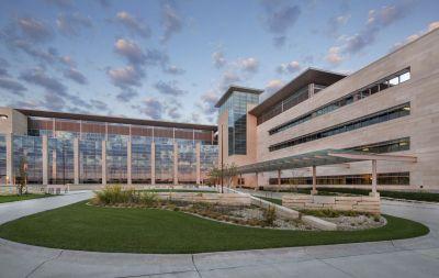 Ft. Riley Irwin Hospital