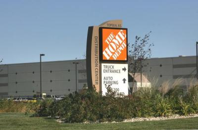 Home Depot Distribution Center Topeka