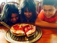 The Detroit style pizza at Tomaso's in Hiawatha.http://www.tomasospizzeria.com/