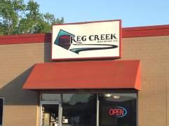 Keg Creek Brewery 111 East Sharp Street, Glenwood, Iowa