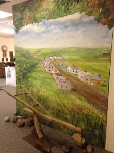 The Shenandoah Historical Museum is loaded with information from its early beginnings to modern times.