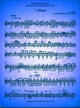 Eine Kleine Nachtmusik Allegro