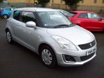 2014 Suzuki Swift 1.25 SZ2 3dr HATCHBACK Petrol Manual £5295