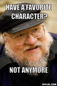 Goerge  R R Martin reacts :P