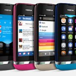 Nokia Asha to get Microsoft Mail Exchange
