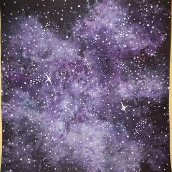 The Amethyst Nebula