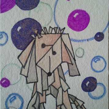 Cubism Molly I