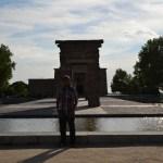 El Templo de Debod Spain