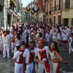 San Fermin, Spain – Running Of The Bulls