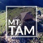 Climbing Mt. Tam in Northern California