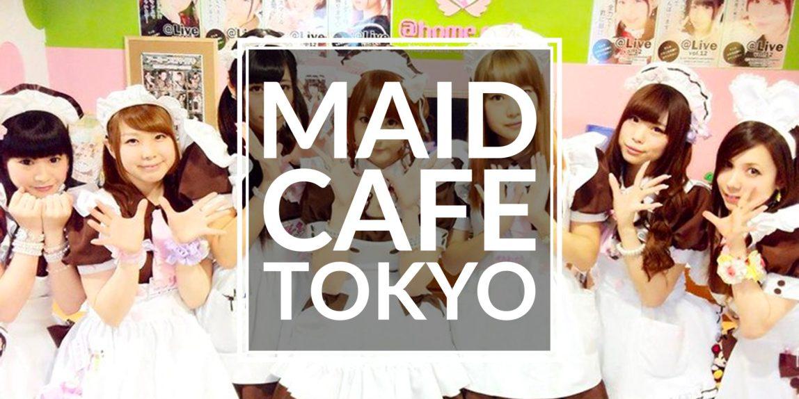 maid cafe tokyo