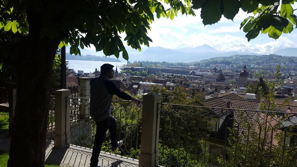 Lucerne Europe