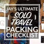 Jay's Ultimate Travel Packing Checklist