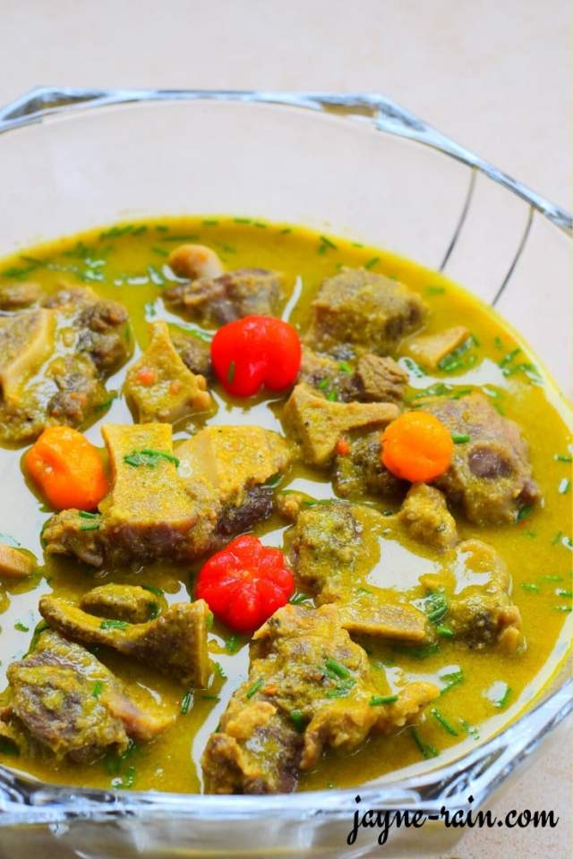 african pepper soup