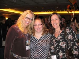 Lorelei James, Jayne and Jess Dee (Three's Company!)