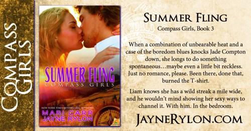 Compass Girls - 3 - Summer Fling