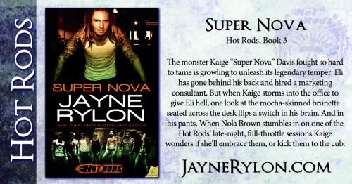 Hot Rods - 3 - Super Nova