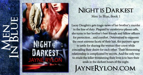 Men In Blue - 1 - Night is Darkest