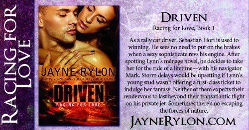 Racing for Love - 1 - Driven