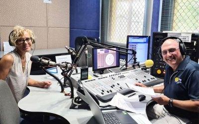 Jaynie Morris – Interview on CoastFM 88.7 with Roy Garreffa