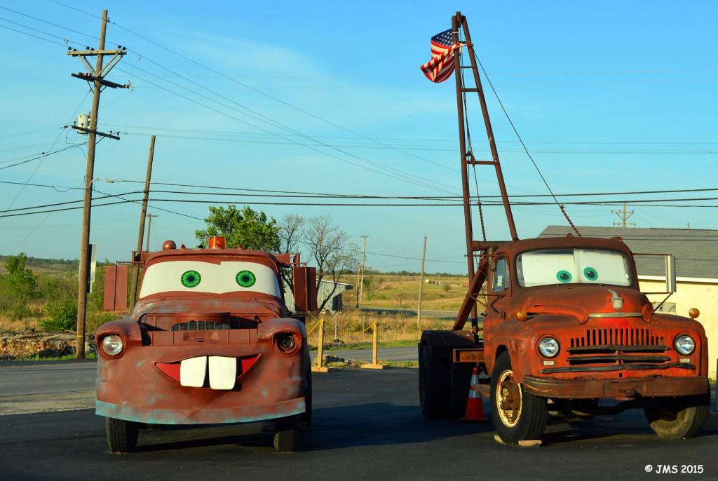 Cars Galena Kansas Route 66