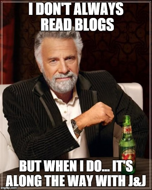Most Interesting Blog In The World