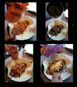 Build your burrito