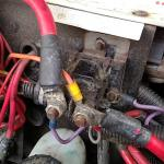 Auxiliary Start Switch Replacement