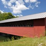 Papermill Bridge Bennington Vermont