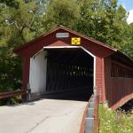 Silk Road Bridge Bennington Vermont