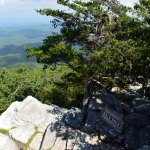 Cheaha State Park landmarks, Bald Rock