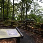 Kennesaw Mountain National Battlefield Park in Marietta, Georgia.