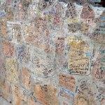Wall Outside Graceland