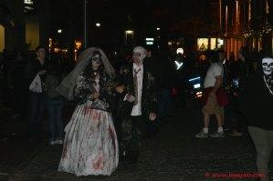 Spooky Halloween in Salem