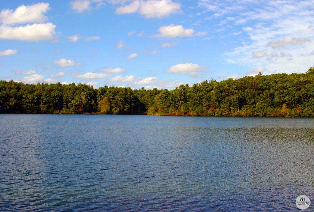 Walden Pond Massachusetts