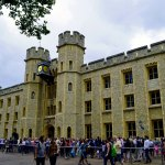 London Tower Crown Jewels Building
