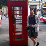 Famous London Phone Booth