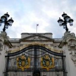Buckingham Palace Gates London